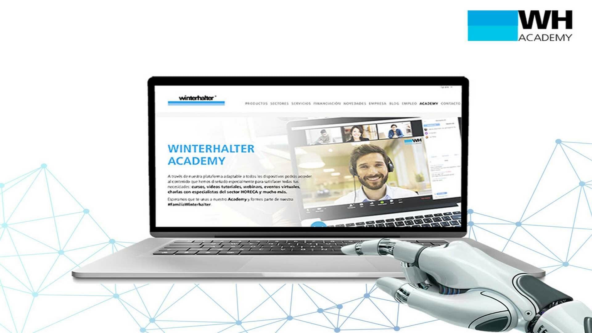 Winterhalter Academy, una academia orientada a los profesionales