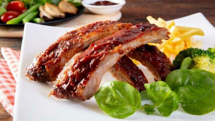 Black Pork, carne semi-preparada a domicilio
