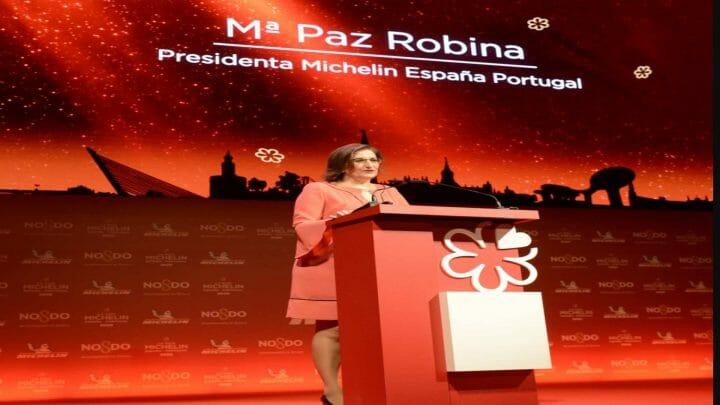 Gala Guía MICHELLIN 2021 España y Portugal