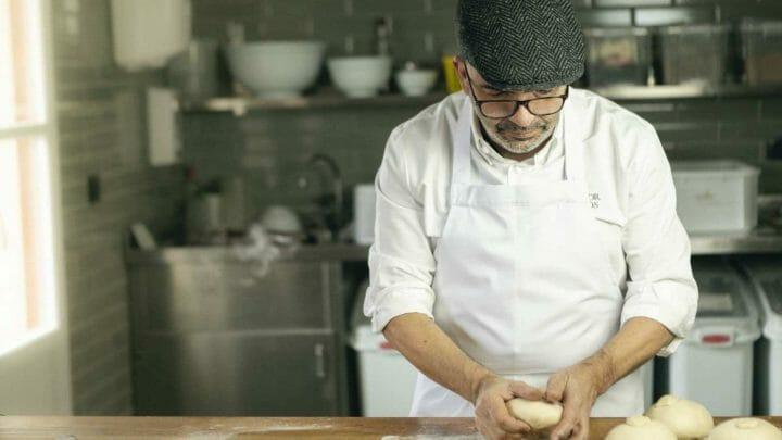 Pan de Amós, el pan artesano con tres estrellas Michelin
