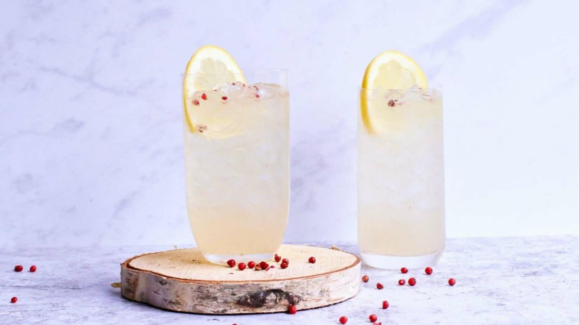 Agua con sabor: prepara en casa deliciosas aguas aromáticas