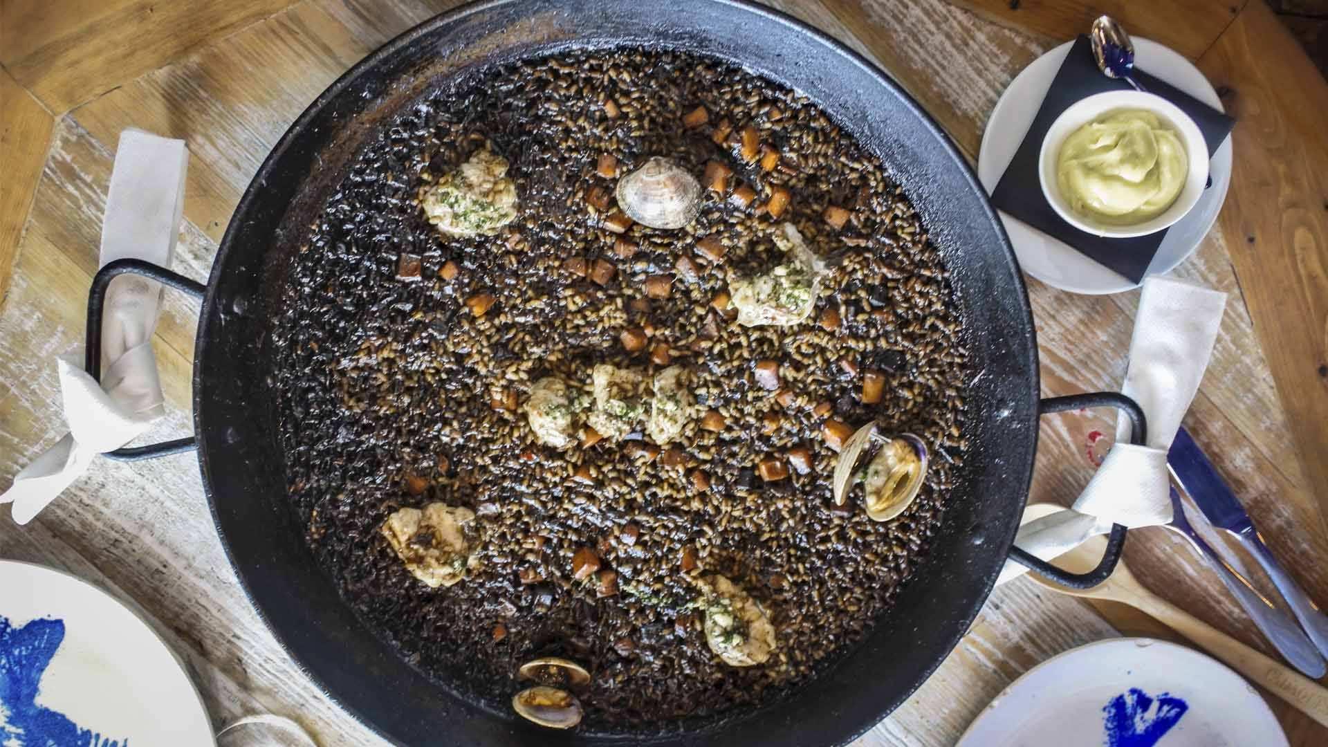 Restaurante Cadaqués, cocina con alma mediterránea