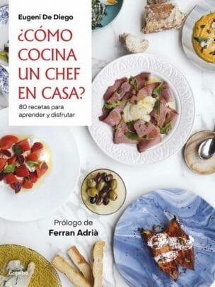 ¿Cómo cocina un chef en casa?