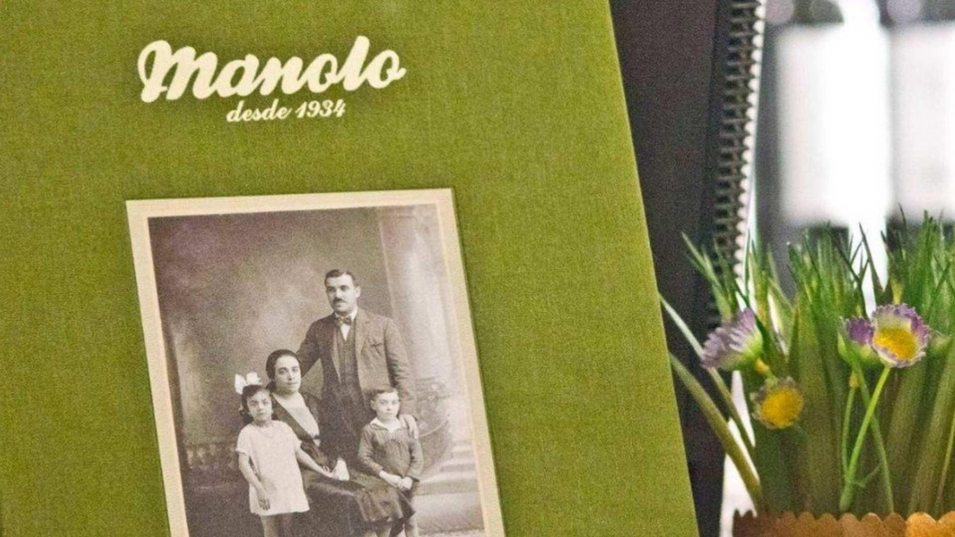 Manolo 1934, un referente gastronómico de la cocina tradicional en Madrid
