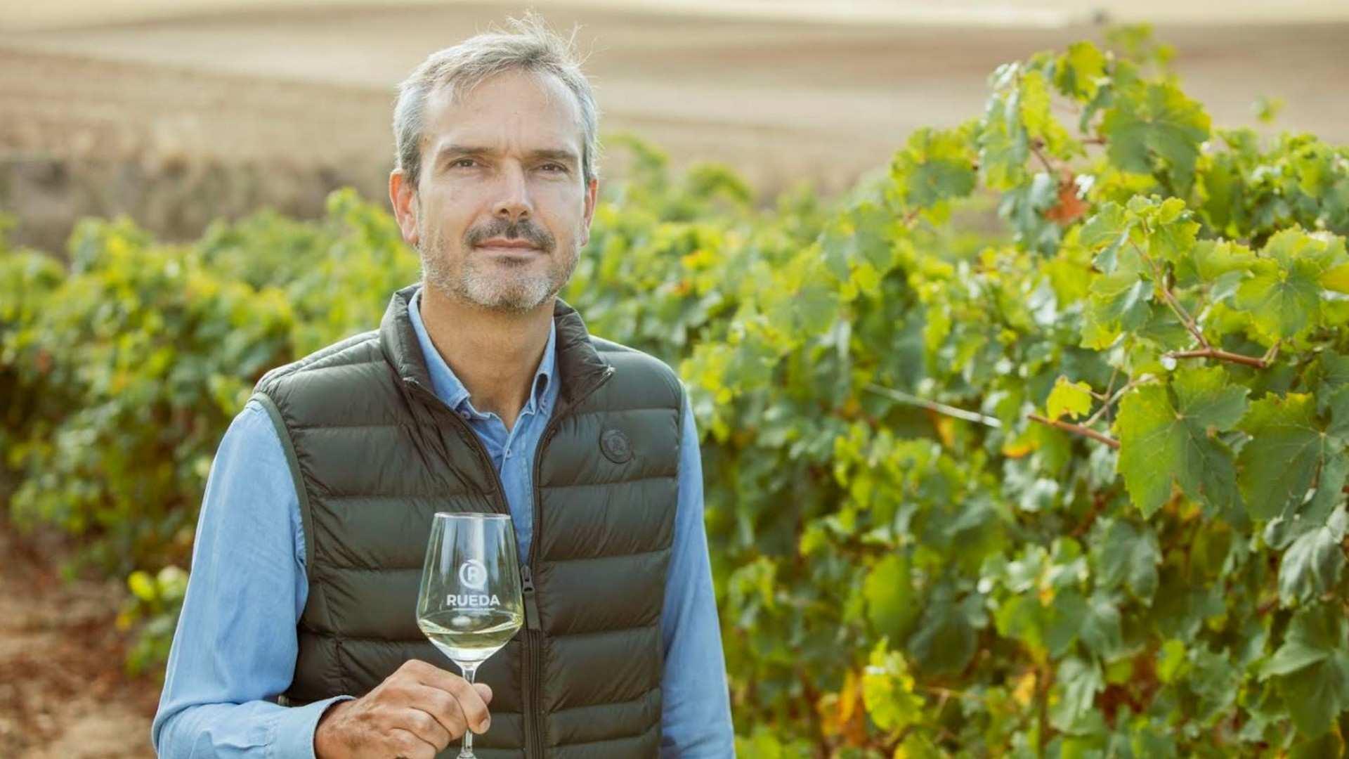 """Santiago Mora, Director de la D.O. Rueda: """"El vino blanco de calidad está ganando presencia en la alta gastronomía"""""""