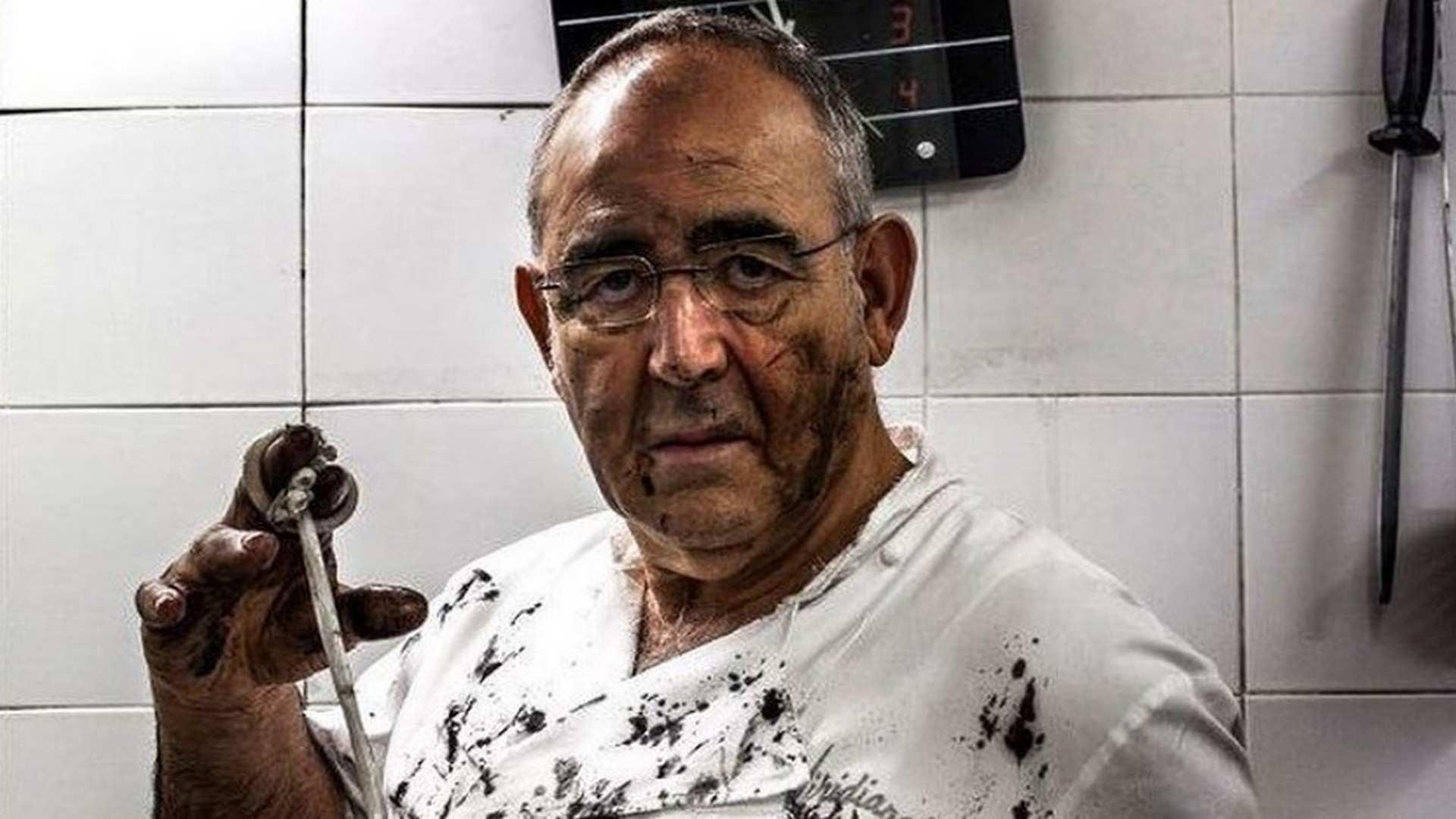 """Abraham García: """"Al principio de Viridiana, ya renuncié a un importante galardón que no quiero mencionar"""""""