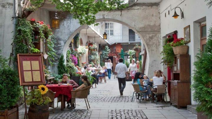 Ruta gastro por la 'pequeña Polonia', de los 'pierogi' de Cracovia a los quesos artesanos de las montañas