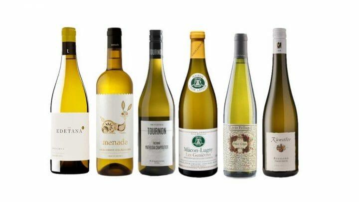 """6 vinos blancos """"muy top"""" para este verano"""
