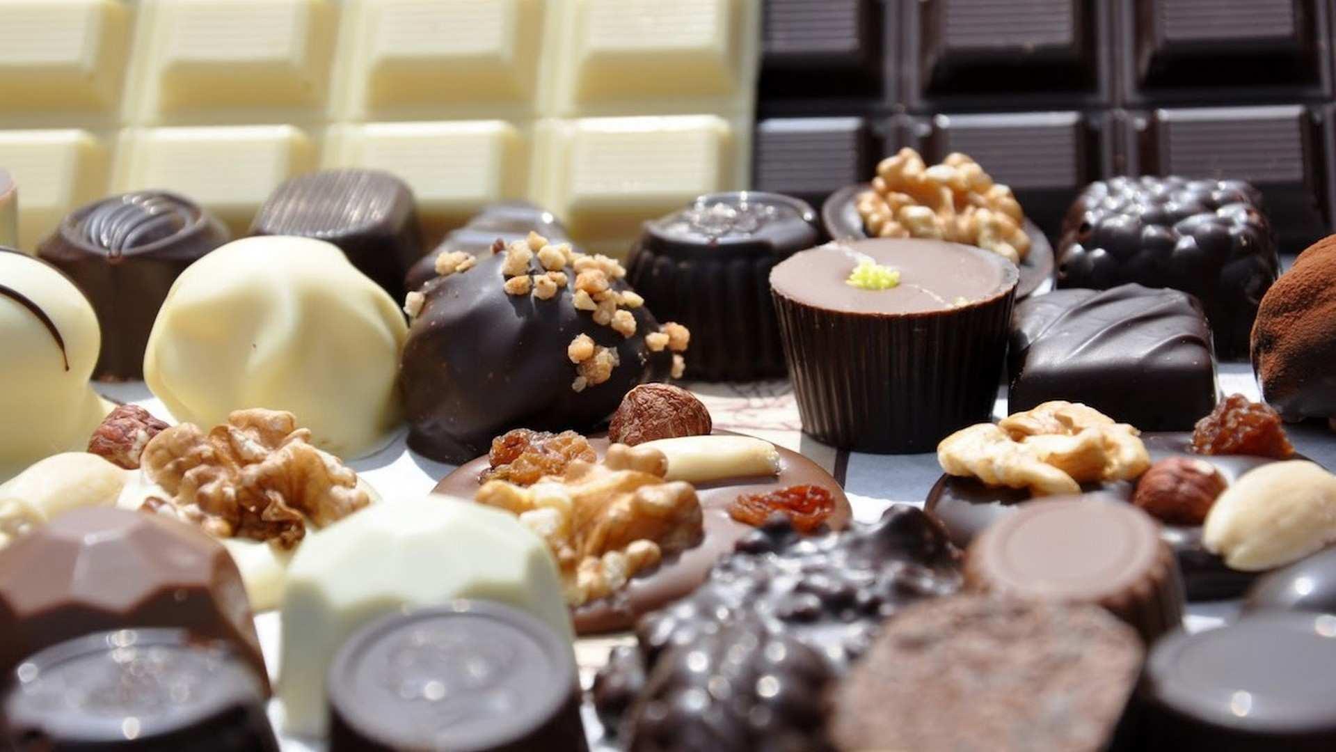 4 dulces elaborados con chocolate belga que no te puedes perder