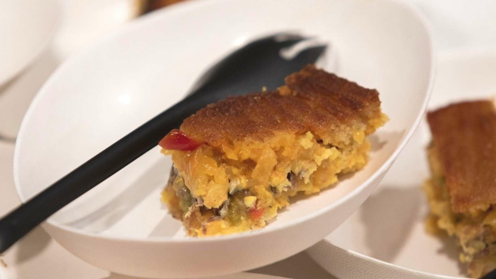 Receta de empanada gallega del chef Javier Olleros (2 Estrellas Michelin)