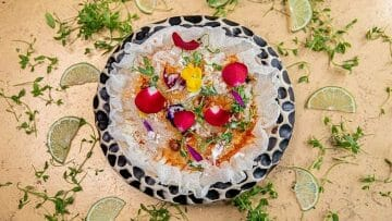 Receta de Gazpacho Gourmet