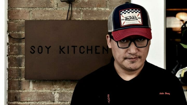 Soy Kitchen, la cocina personal de Yong Ping Zhang (Julio Zhang)
