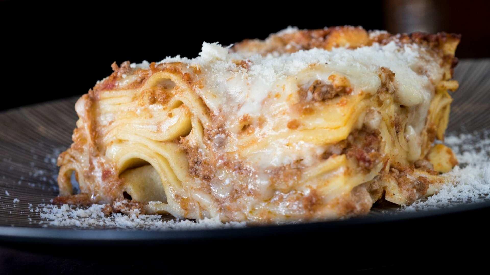 La Lasagna di Patrizia, capas de excelencia gastronómica con el genuino sabor de Italia