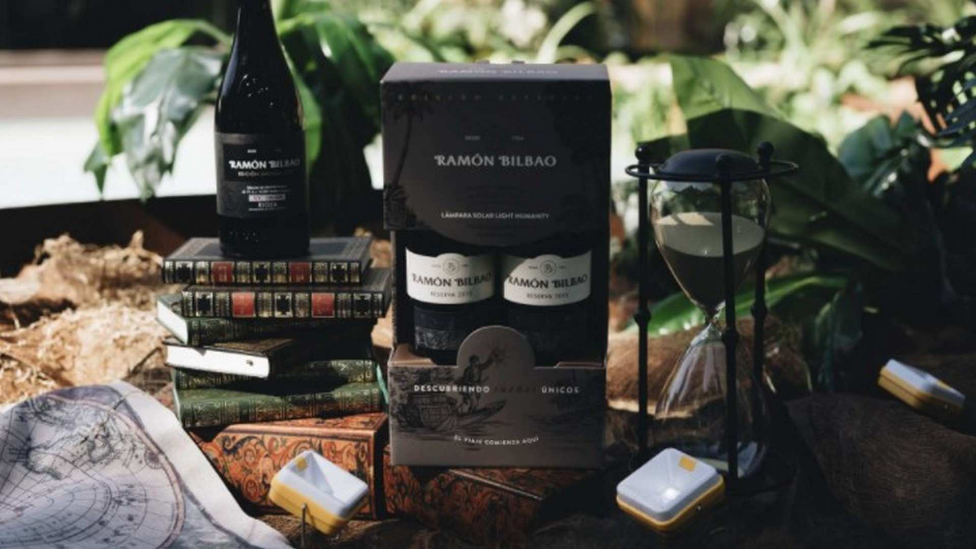 Los vinos de Ramón Bilbao que iluminan el Amazonas