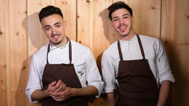 Premio Madrid Fusión Alimentos de España 2021: Javier Sanz y Juanjo Sahuquillo, del restaurante Cañitas Maite en Albacete
