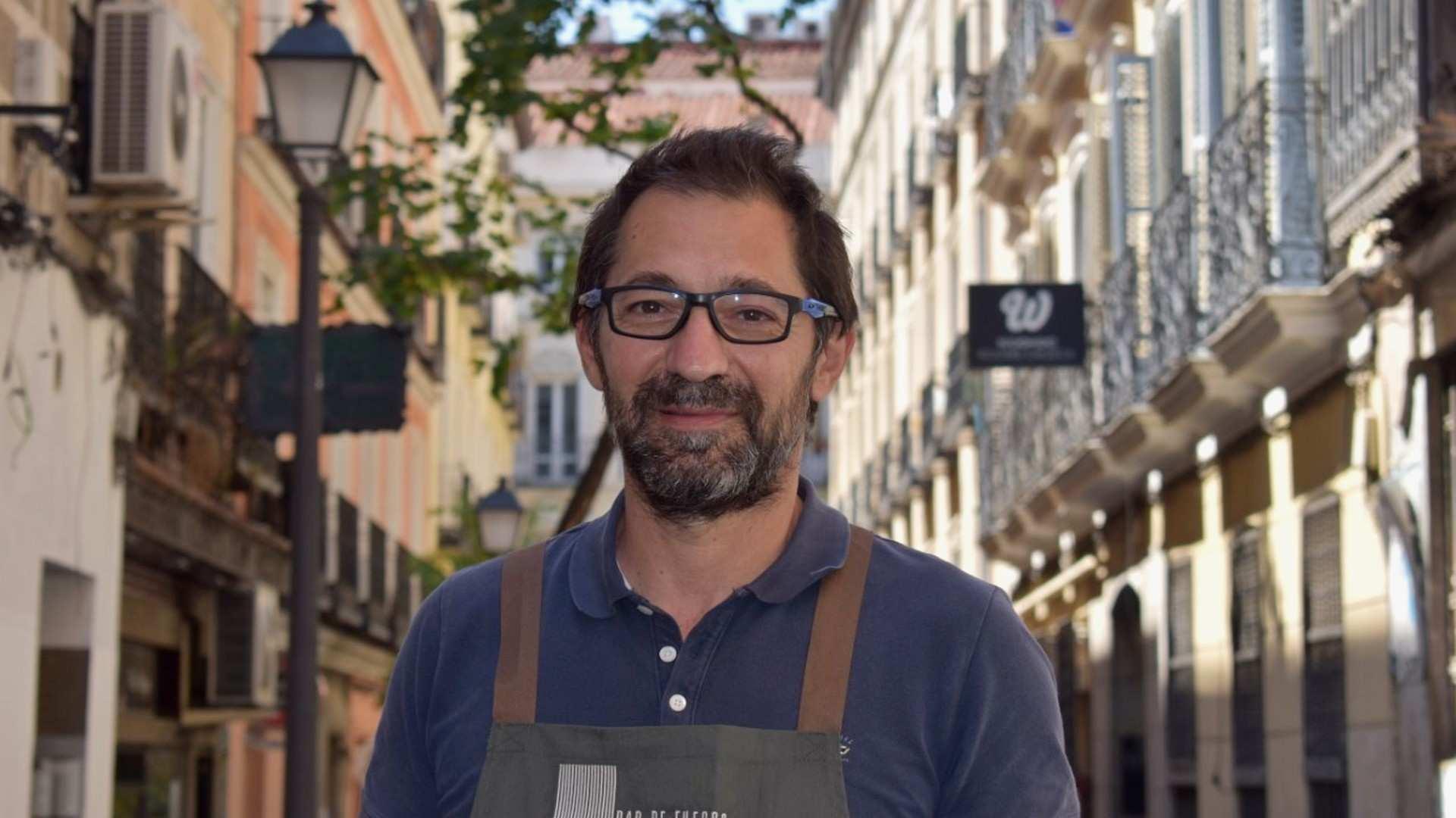 """Mauricio Giovanini: """"En Messina hacemos una cocina muy libre, no estamos atados prácticamente a nada"""""""