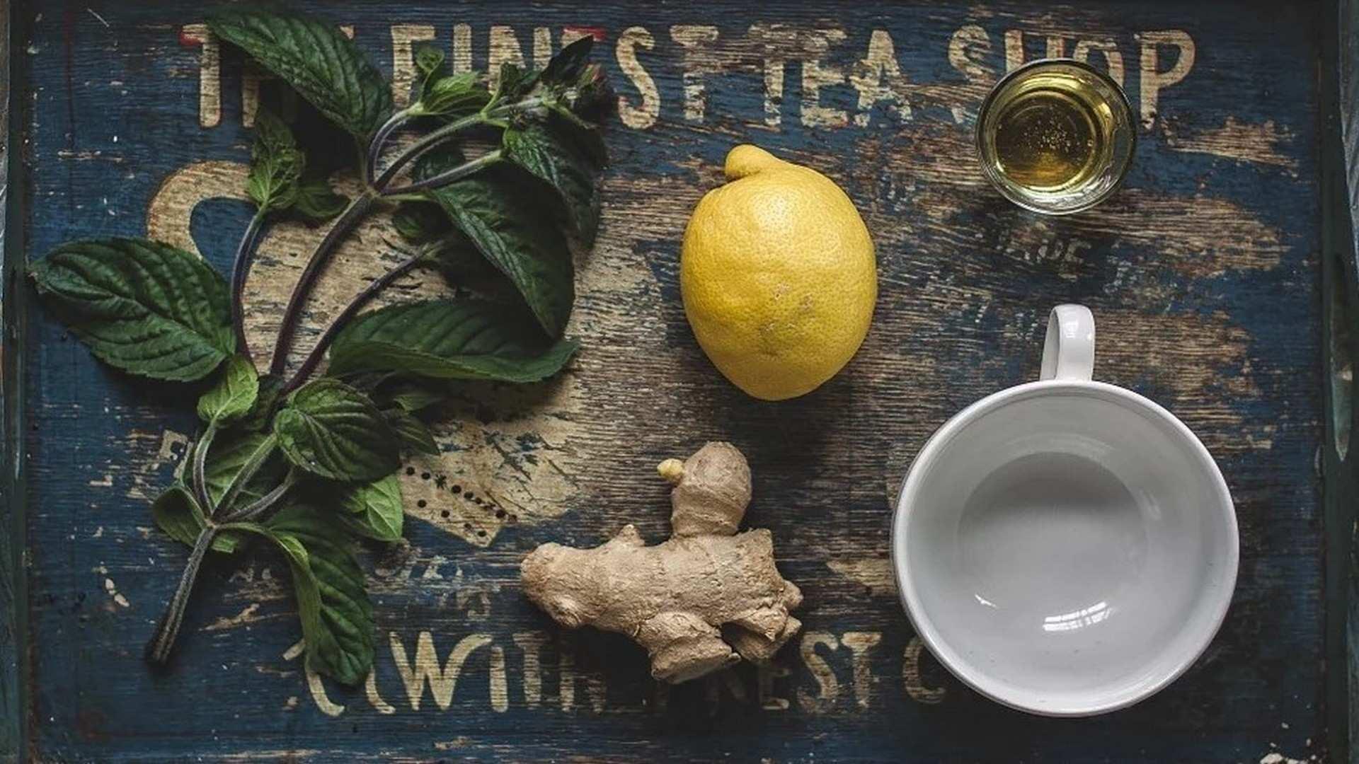 """Receta de Té de Jengibre: un remedio natural para """"casi todo"""""""