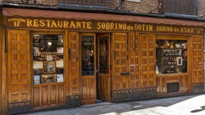 El restaurante más antiguo del mundo lleva su comida a las casas de toda España