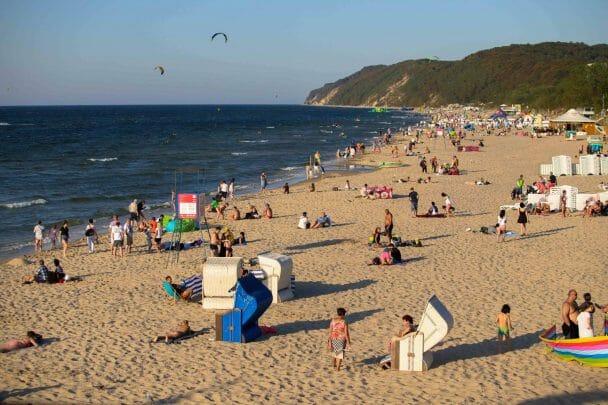Polonia, de playa en playa. Una ruta sorprendente por la costa del Báltico