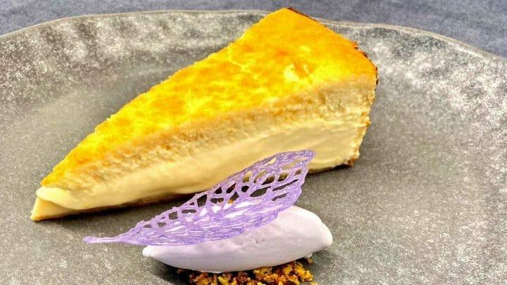 Esta es la mejor tarta de queso de Madrid