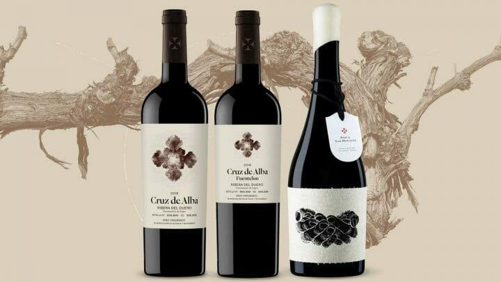 Cruz de Alba lanza sus vinos ecológicos