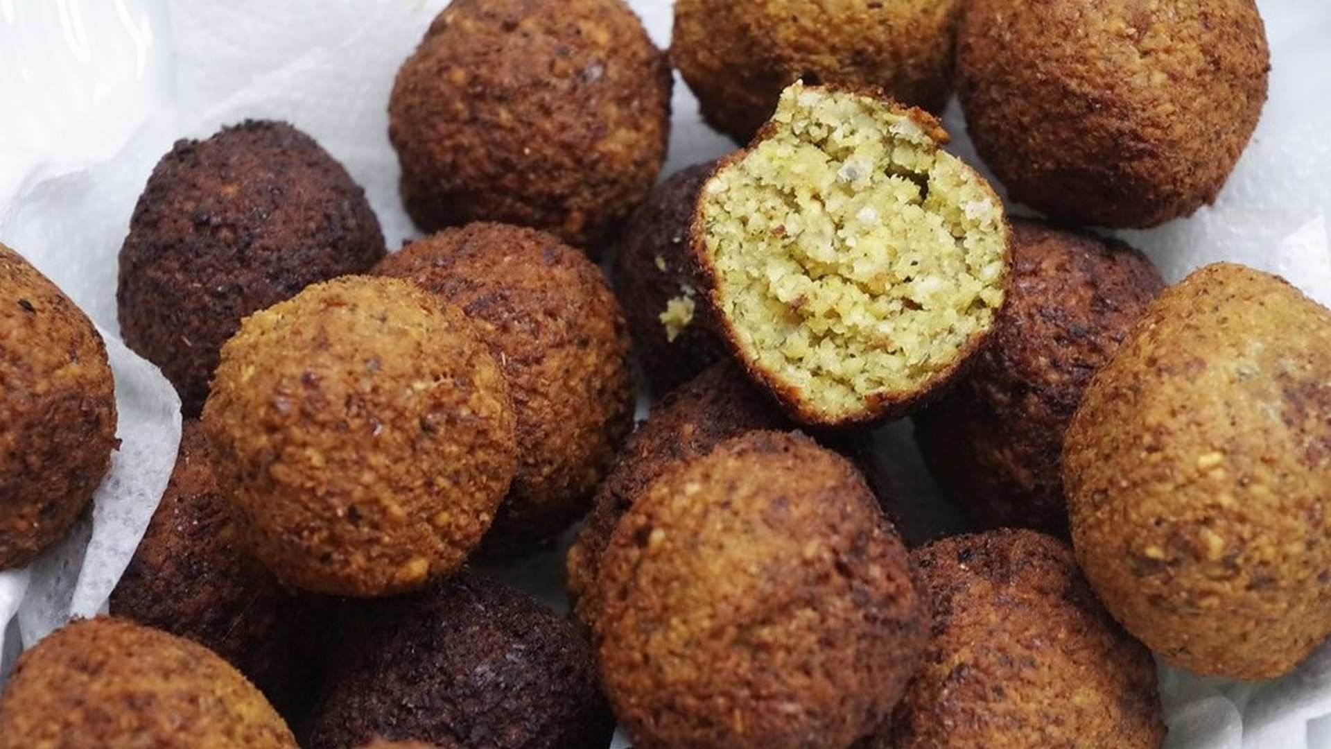Receta de Falafel casero