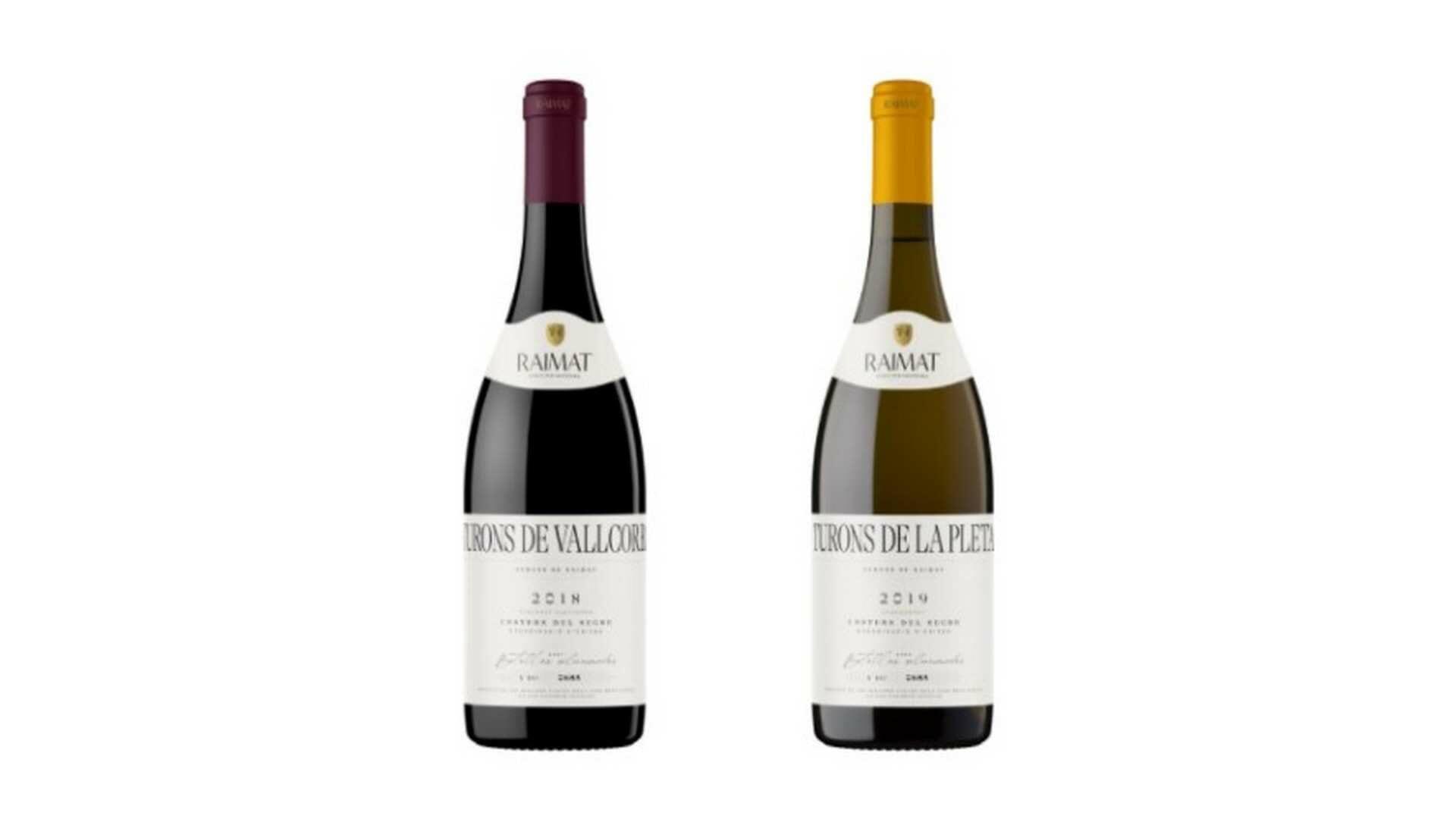 Raimat Turons, los vinos de finca de las colinas de Raimat