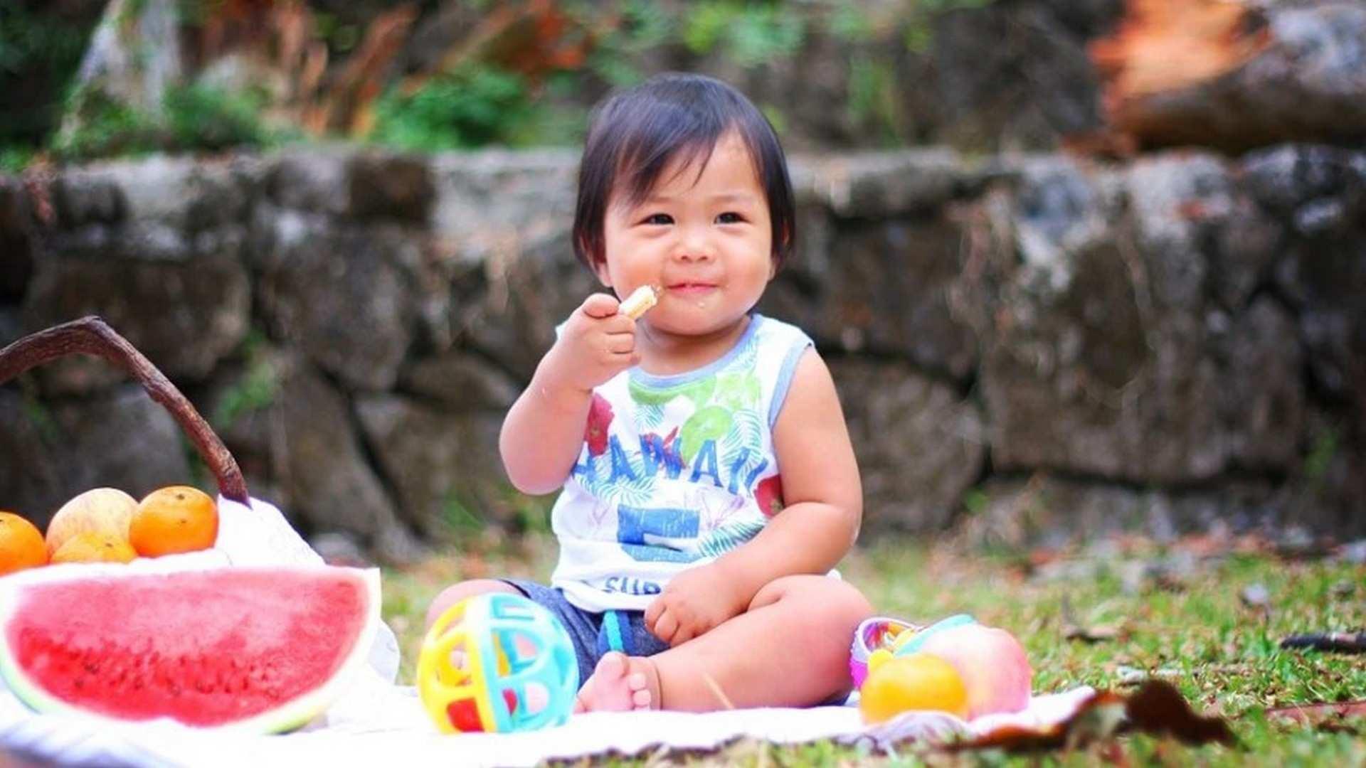 ¿Qué tiene que comer un bebé a partir de los 6 meses?