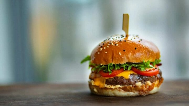 5 cosas que no sabías sobre las hamburguesas