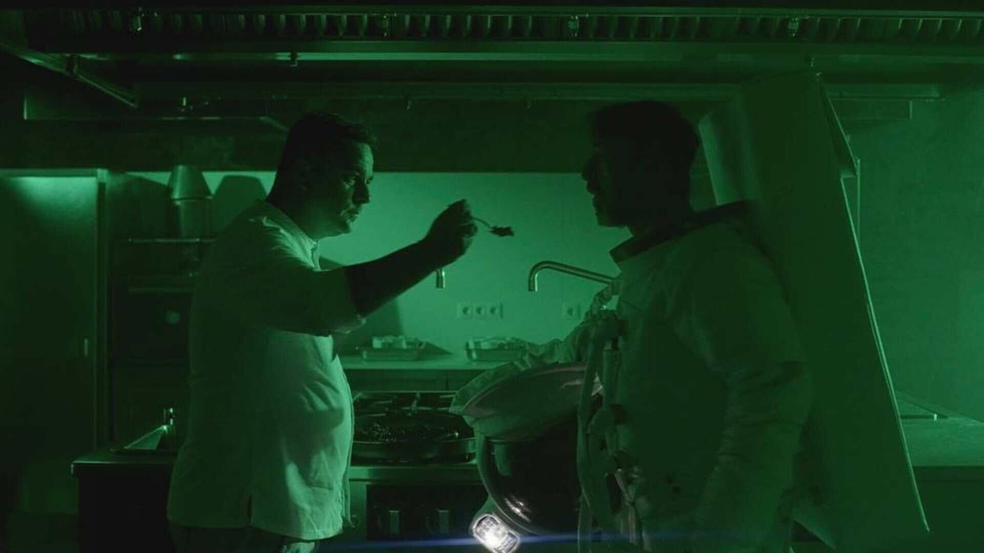 """Angel León se propone """"llevar el mediterráneo a la luna"""" con el Deep Space Food Challenge"""