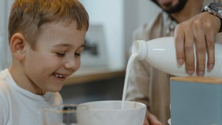 ¿Es buena la leche enriquecida con vitamina D?