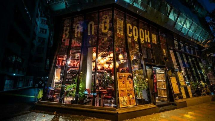 Bang Cook, una espectacular explosión de color y sabor en la madrileña calle de Martínez Campos