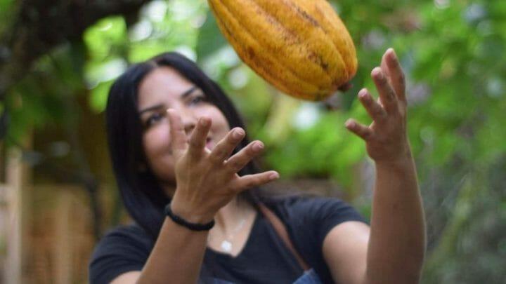 """""""Sabroso Cacao Dominicano"""", por la Chef Tita"""