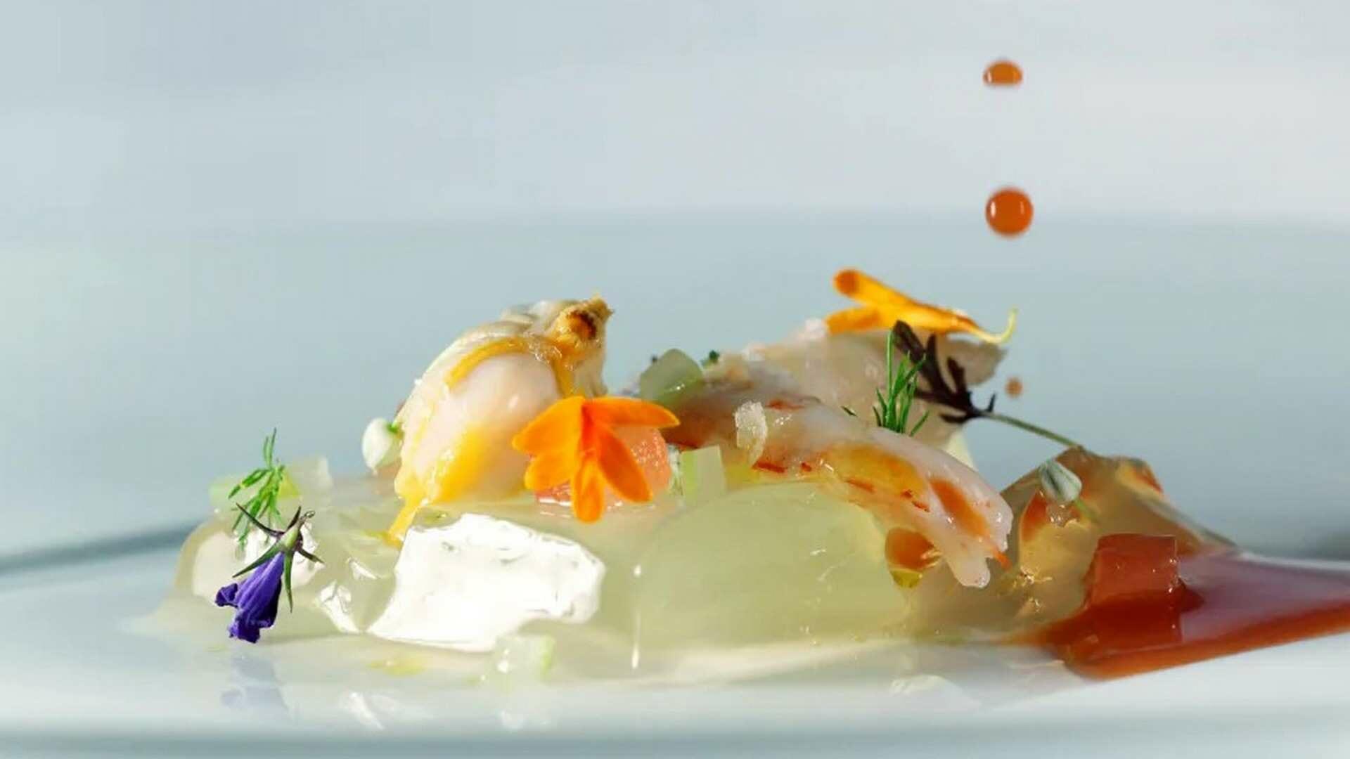 Los restaurantes con estrella Michelin en Extremadura