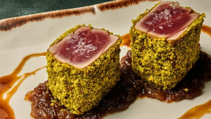 Restaurante Mano de Santa: gastronomía y coctelería con guiños viajeros