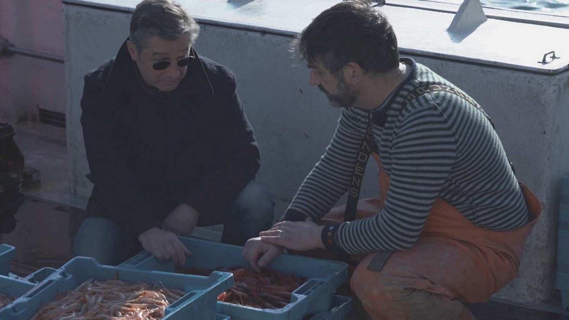 'Productores con estrella', el nuevo programa de Canal Cocina en el que los grandes chefs rinden homenaje a sus proveedores de confianza