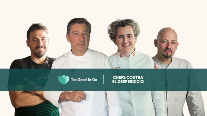 Joan Roca y Pepa Muñoz se unen a To good to go