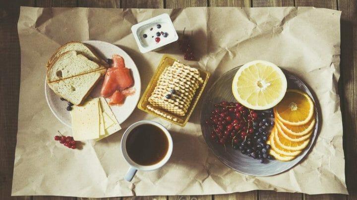 Ideas de desayunos y almuerzos con salmón noruego