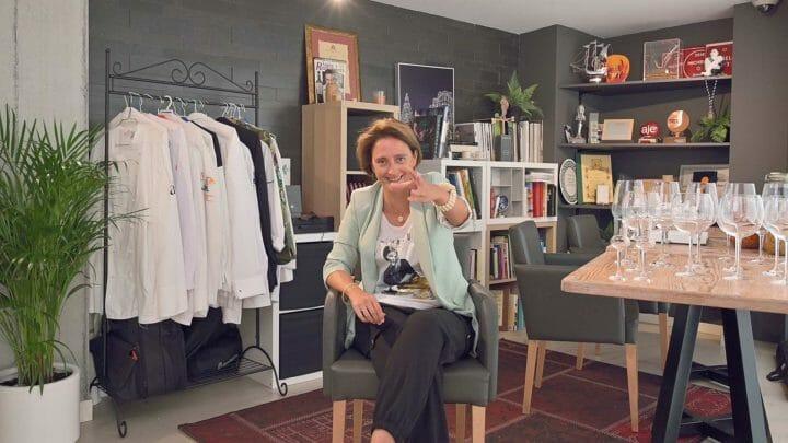 Ruth Tenorio, directora de la fundación Prenauta