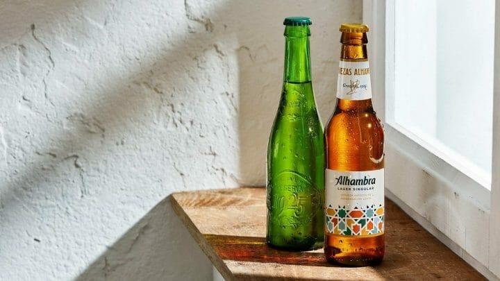 """Las cervezas """"hechas sin prisa"""" de Alhambra consiguen la máxima calificación en losSuperior Taste Awards"""