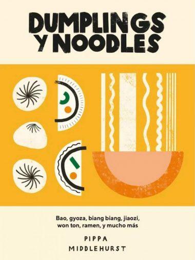 Dumplings y noodles