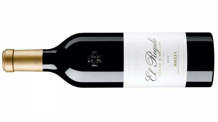 El Regalo 2018, el vino Singular de Izadi
